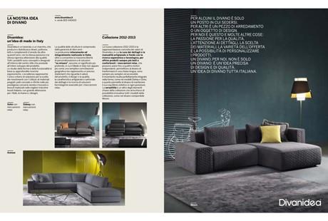 Подробна информация за диван Comunicazione от Divanidea