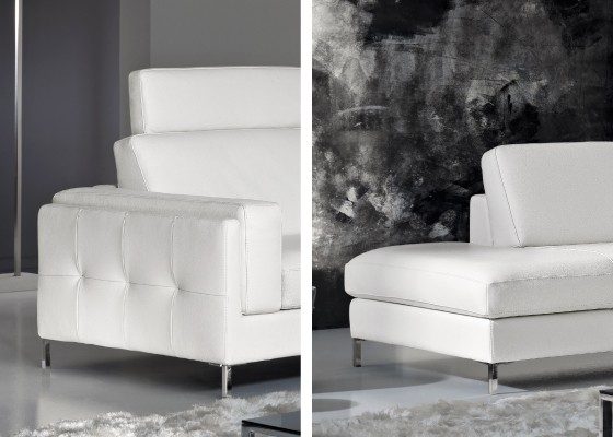 Италиански ъглов диван Hilton от Диванидеа