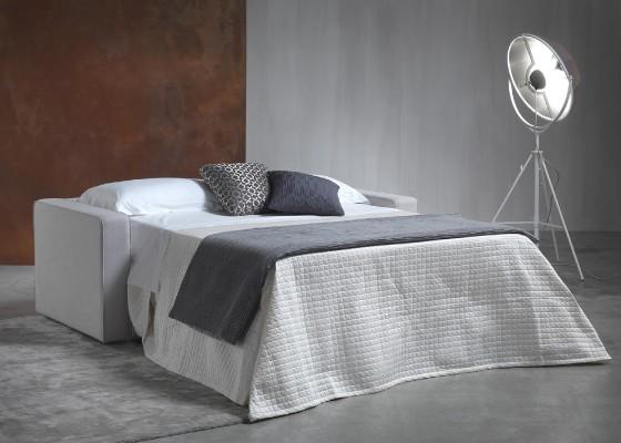 Диван Amico с вграден механизъм за легло с включен полиуретанов матрак