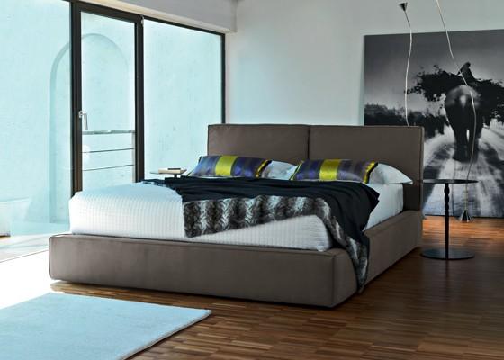 Спалня със сваляема дамаска Dress от Диванидеа