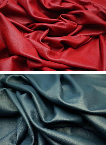 Диван в кожена дамаска на цената на диван в текстилна дамаска