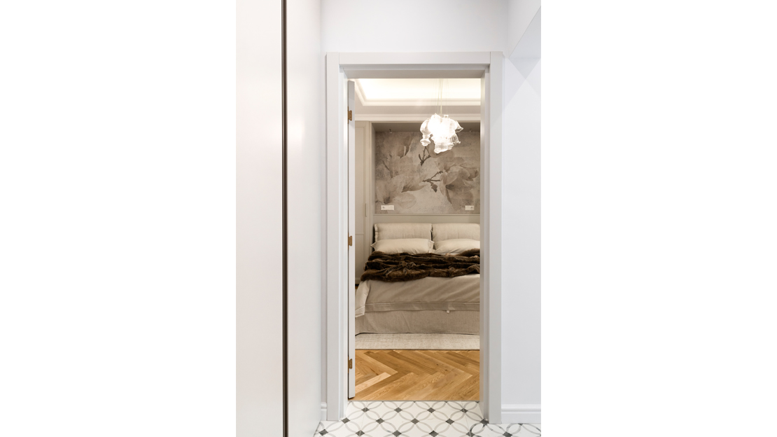 Contemporary apartment image